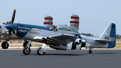 Photo ID 252099 by Rod Dermo. Private Private North American TF 51D Mustang, NL851D