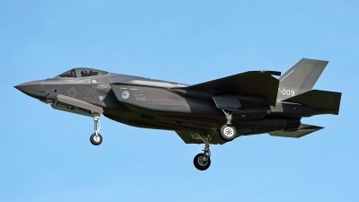 Photo ID 252105 by Dieter Linemann. Netherlands Air Force Lockheed Martin F 35A Lightning II, F 009