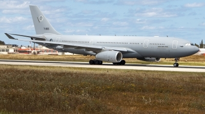 Photo ID 252174 by Duncan Portelli Malta. Netherlands Air Force Airbus KC 30M A330 243MRTT, T 055