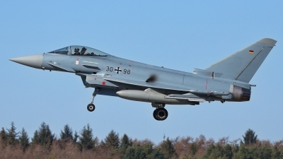 Photo ID 252200 by Rainer Mueller. Germany Air Force Eurofighter EF 2000 Typhoon S, 30 98