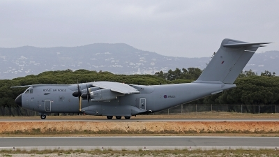 Photo ID 252208 by Fernando Sousa. UK Air Force Airbus Atlas C1 A400M, ZM403