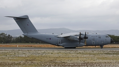Photo ID 252210 by Fernando Sousa. UK Air Force Airbus Atlas C1 A400M, ZM403