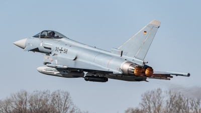 Photo ID 252228 by Sven Neumann. Germany Air Force Eurofighter EF 2000 Typhoon S, 30 58