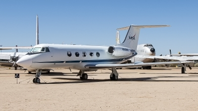 Photo ID 252237 by W.A.Kazior. USA NASA Gulfstream Aerospace G II Gulfstream II, N948NA