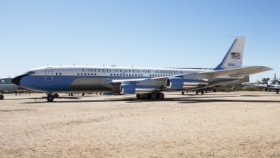 Photo ID 252235 by W.A.Kazior. USA Air Force Boeing VC 137A 707 153A, 58 6971