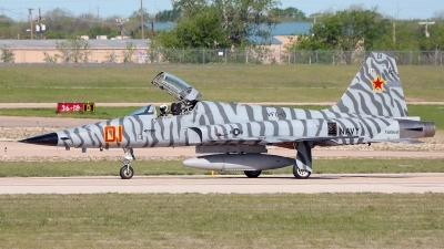 Photo ID 252224 by Misael Ocasio Hernandez. USA Navy Northrop F 5N Tiger II, 761564