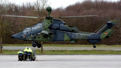 Photo ID 252272 by Nils Berwing. Germany Army Eurocopter EC 665 Tiger UHT, 74 45