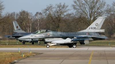 Photo ID 252279 by Carl Brent. Netherlands Air Force General Dynamics F 16AM Fighting Falcon, J 630
