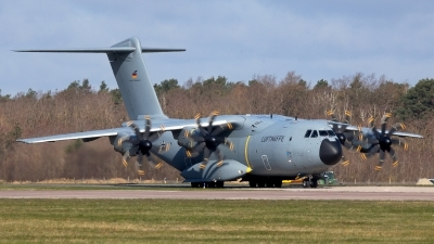 Photo ID 252287 by Rainer Mueller. Germany Air Force Airbus Atlas C1 A400M, 54 13