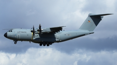 Photo ID 252290 by Rainer Mueller. Germany Air Force Airbus A400M Atlas, 54 15