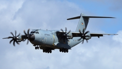 Photo ID 252291 by Rainer Mueller. Germany Air Force Airbus A400M Atlas, 54 15