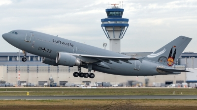 Photo ID 252313 by Hans-Werner Klein. Germany Air Force Airbus A310 304MRTT, 10 23