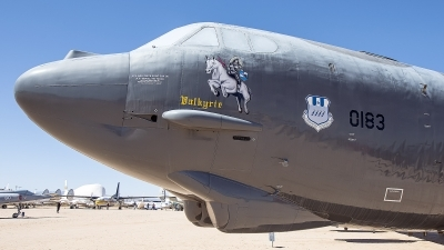 Photo ID 252403 by W.A.Kazior. USA Air Force Boeing B 52G Stratofortress, 58 0183