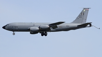 Photo ID 252384 by Fernando Sousa. USA Air Force Boeing KC 135R Stratotanker 717 148, 58 0034
