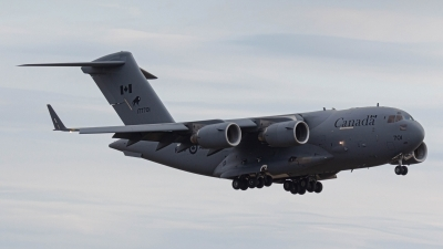Photo ID 252420 by Maximilian Mengwasser. Canada Air Force Boeing CC 177 Globemaster III, 177701