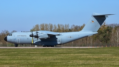 Photo ID 252469 by Rainer Mueller. Germany Air Force Airbus A400M Atlas, 54 23