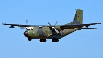 Photo ID 252470 by Rainer Mueller. Germany Air Force Transport Allianz C 160D, 50 36
