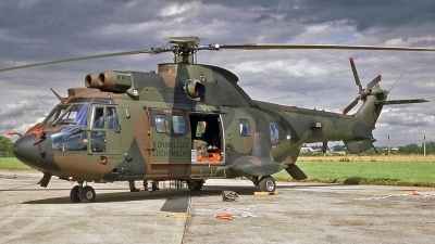 Photo ID 253142 by Peter Fothergill. Netherlands Air Force Aerospatiale AS 532U2 Cougar MkII, S 450