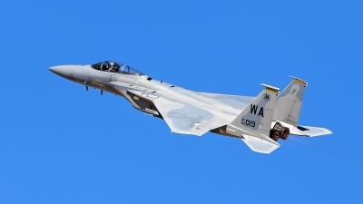 Photo ID 252556 by Robin Coenders / VORTEX-images. USA Air Force McDonnell Douglas F 15C Eagle, 83 0019