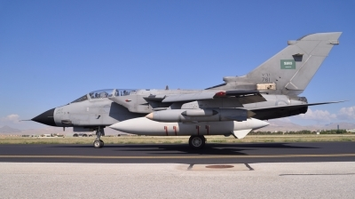 Photo ID 252558 by Tonnie Musila. Saudi Arabia Air Force Panavia Tornado IDS, 761