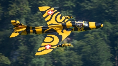 Photo ID 252627 by Reto Gadola. Private Verein Hunter Flying Group Hawker Hunter T68, HB RVV