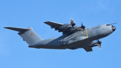 Photo ID 252673 by Rainer Mueller. Germany Air Force Airbus A400M Atlas, 54 21