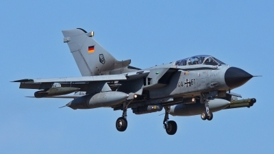 Photo ID 252707 by Rainer Mueller. Germany Air Force Panavia Tornado IDS, 44 61