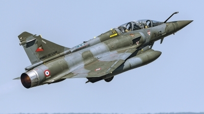 Photo ID 252828 by Matthias Becker. France Air Force Dassault Mirage 2000D, 667