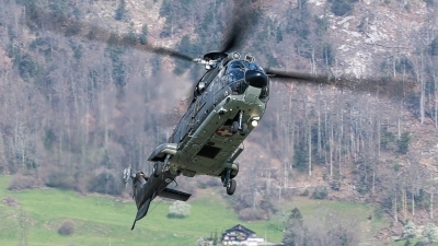 Photo ID 252838 by Reto Gadola. Switzerland Air Force Aerospatiale AS 332M1 Super Puma, T 315