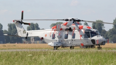 Photo ID 253075 by kristof stuer. Belgium Air Force NHI NH 90NFH, RN02