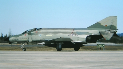 Photo ID 28285 by Arie van Groen. Germany Air Force McDonnell Douglas F 4F Phantom II, 38 58