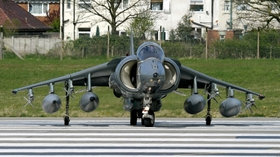 Photo ID 3261 by John Higgins. UK Air Force British Aerospace Harrier GR7, ZD319