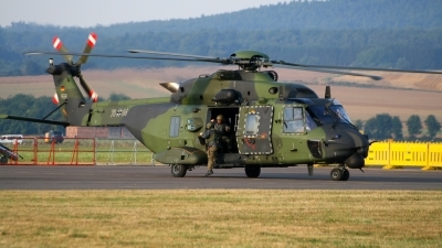 Photo ID 28352 by FrankBaunach. Germany Army NHI NH 90 TTH, 78 04