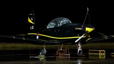 Photo ID 28442 by Cristian Schrik. Netherlands Air Force Pilatus PC 7 Turbo Trainer, L 13