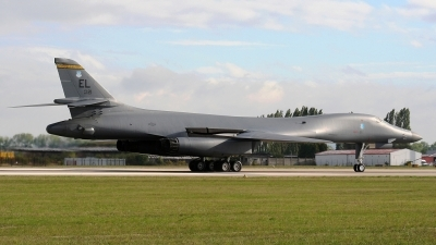 Photo ID 28448 by Milos Ruza. USA Air Force Rockwell B 1B Lancer, 86 0121