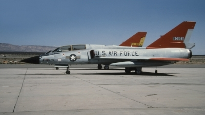 Photo ID 28453 by Tom Gibbons. USA Air Force Convair QF 106B Delta Dart, 59 0158