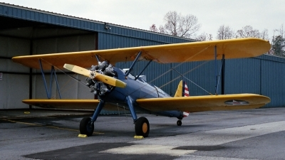 Photo ID 28559 by Michael Baldock. Private Private Boeing N2S 3 Kaydet 75, N4446N