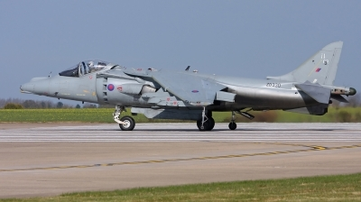 Photo ID 28547 by Jason Grant. UK Air Force British Aerospace Harrier GR9, ZD330