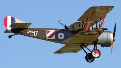 Photo ID 28622 by Dale Boeru. Private Great War Flying Museum Sopwith 1A 2 1 5 Strutter Replica, C FSOP
