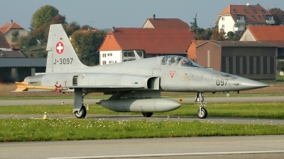 Photo ID 28609 by Radim Spalek. Switzerland Air Force Northrop F 5E Tiger II, J 3097