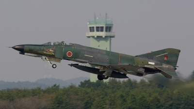 Photo ID 28712 by Frank Noort. Japan Air Force McDonnell Douglas RF 4EJ Phantom II, 77 6392