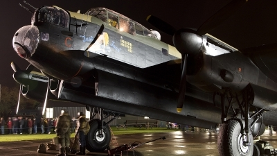 Photo ID 28765 by Glenn Beasley. Private Private Avro Lancaster B VII, G ASXX