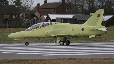 Photo ID 28838 by John Higgins. Company Owned BAE Systems BAE Systems Hawk 132, ZK138