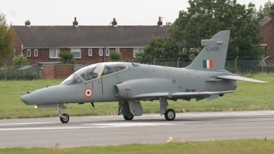 Photo ID 28842 by James Matthews. India Air Force BAE Systems Hawk 132, ZK140