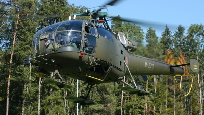 Photo ID 28966 by Sven Zimmermann. Switzerland Air Force Aerospatiale SA 316B Alouette III, V 275