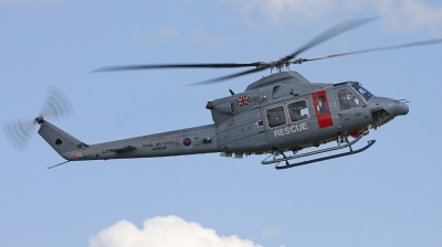 Photo ID 28984 by Jason Grant. UK Air Force Bell 412EP Griffin HAR2, ZJ703