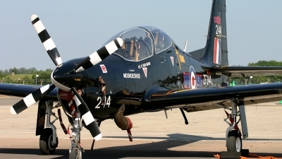 Photo ID 3397 by Tom Gibbons. UK Air Force Short Tucano T1, ZF244