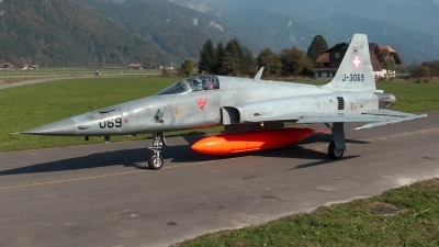 Photo ID 29419 by Bart Hoekstra. Switzerland Air Force Northrop F 5E Tiger II, J 3069