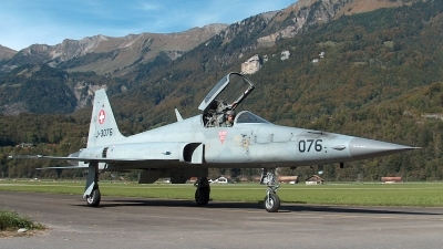 Photo ID 29557 by Bart Hoekstra. Switzerland Air Force Northrop F 5E Tiger II, J 3076