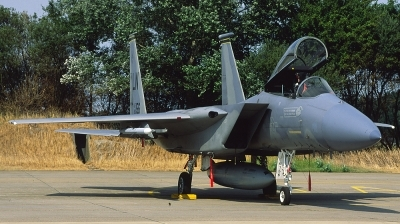 Photo ID 29658 by Lieuwe Hofstra. USA Air Force McDonnell Douglas F 15C Eagle, 86 0156